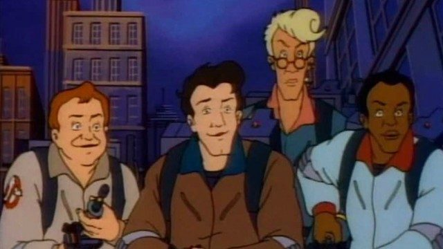 'The Real Ghostbusters'