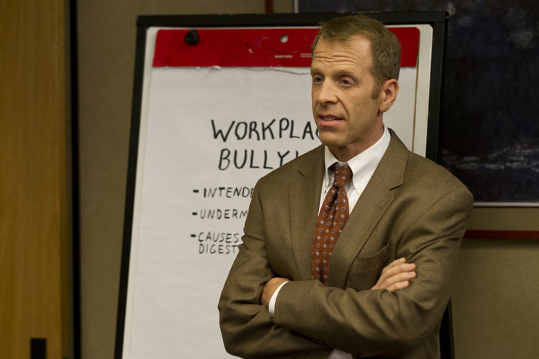 HR professional Toby Flenderson from 'The Office'
