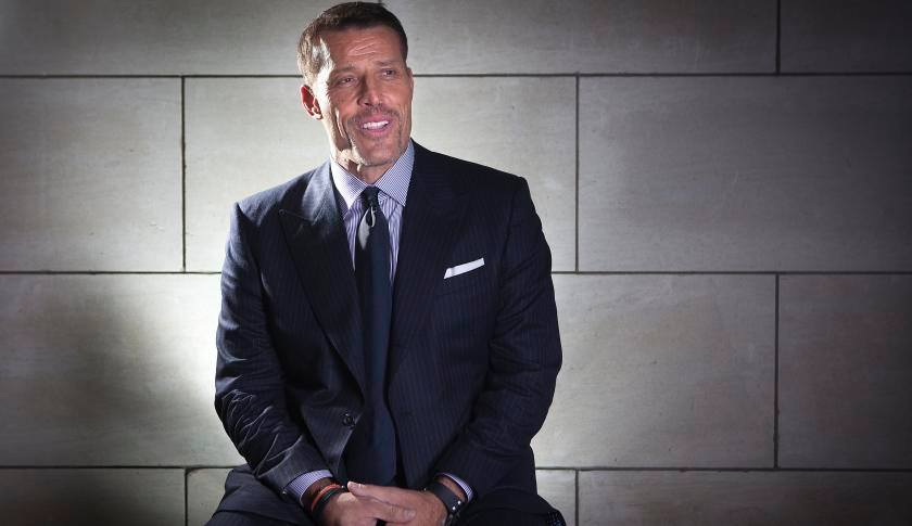 Tony Robbins Says You Must Do These Important Things for a Better Life