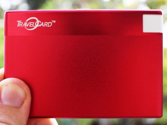 TravelCard Portable Charger