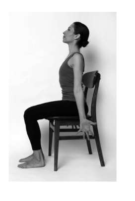 Brugger's relief position stretch