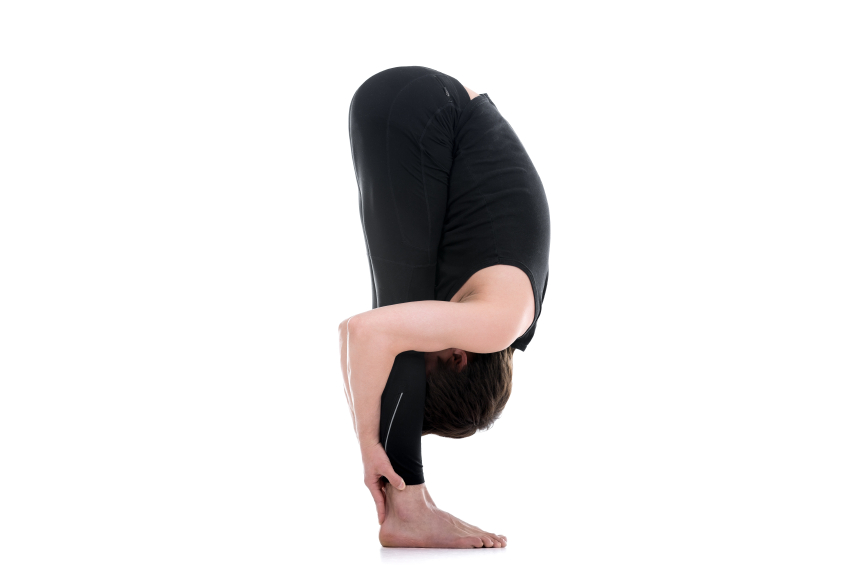 forward bend yoga