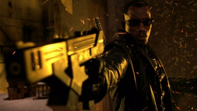 Wesley Snipes in 'Blade II'