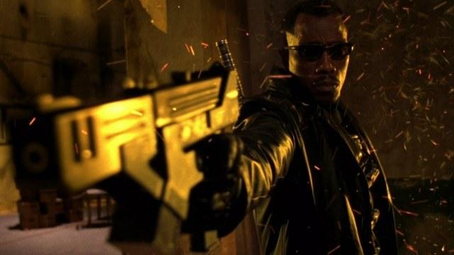 Wesley Snipes in 'Blade II'