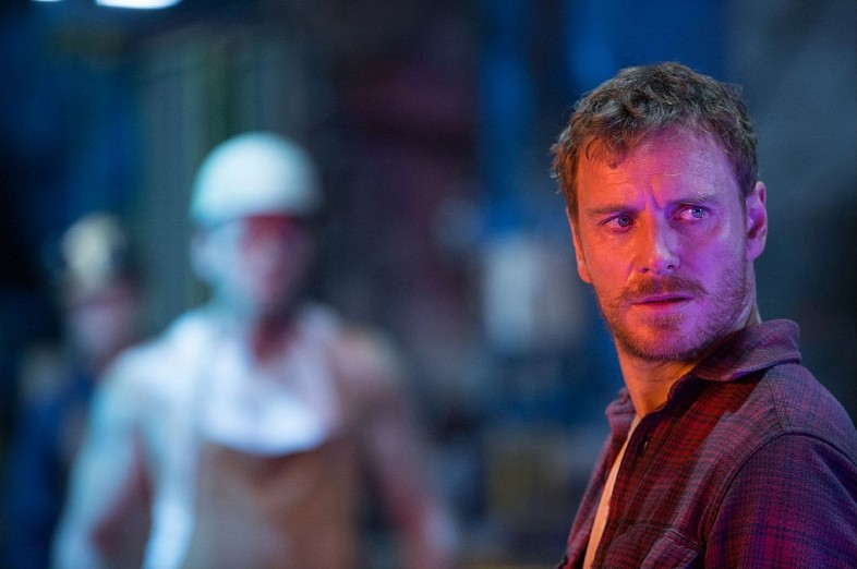 Michael Fassbender as Magneto   Source: 20th Century Fox