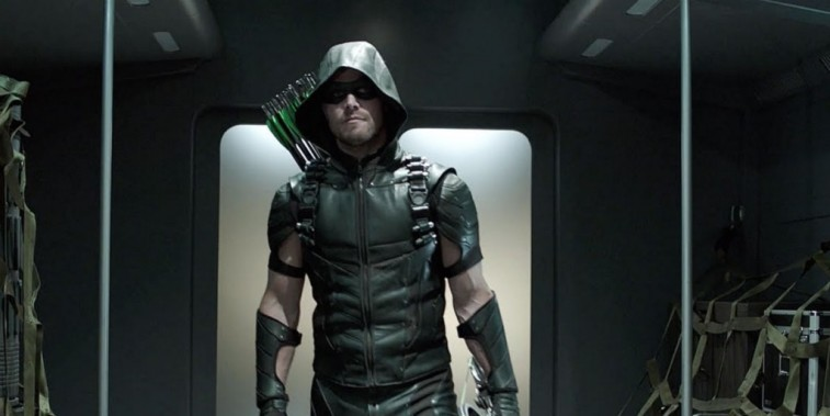 Arrow - Season 4 premiere, The CW