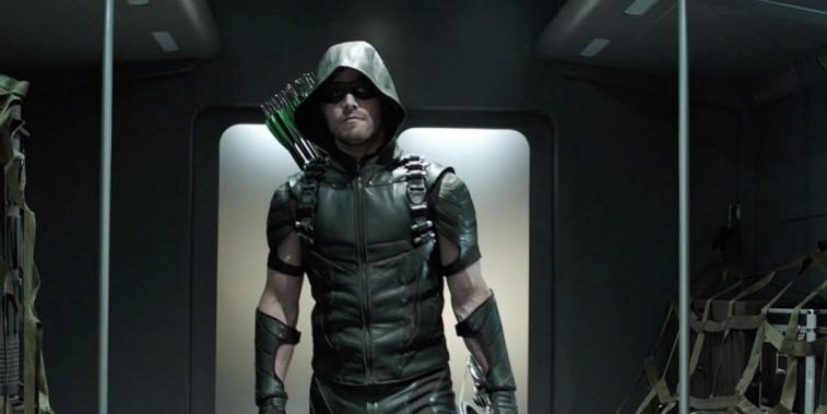 Arrow - Season 4 premiere, The CW