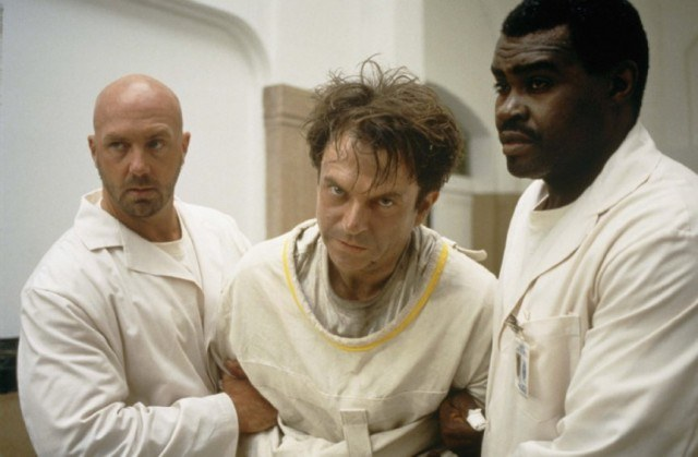 Sam Neill in 'In the Mouth of Madness'