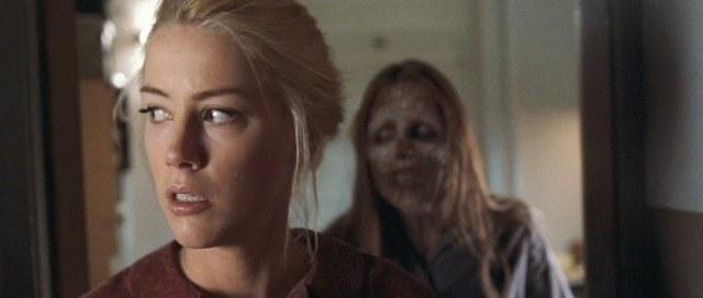 Amber Heard in 'The Ward'