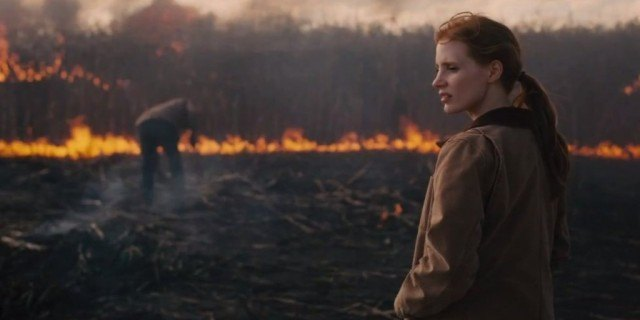 Jessica Chastain in 'Interstellar.'