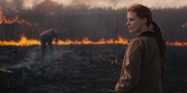Jessica Chastain in 'Interstellar.'