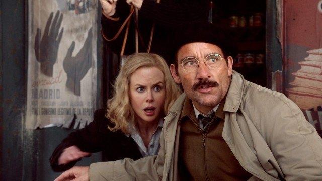 Nicole Kidman and Clive Owen in 'Hemingway & Gellhorn'