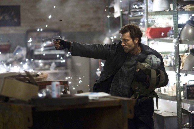 Clive Owen as Mr. Smith in 'Shoot 'Em Up'
