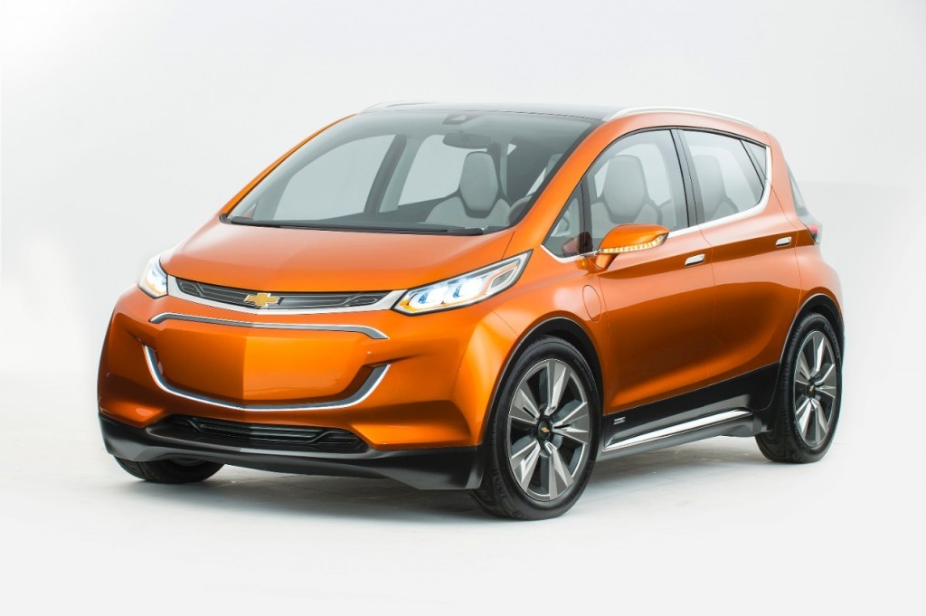 Chevy Bolt EV/GM
