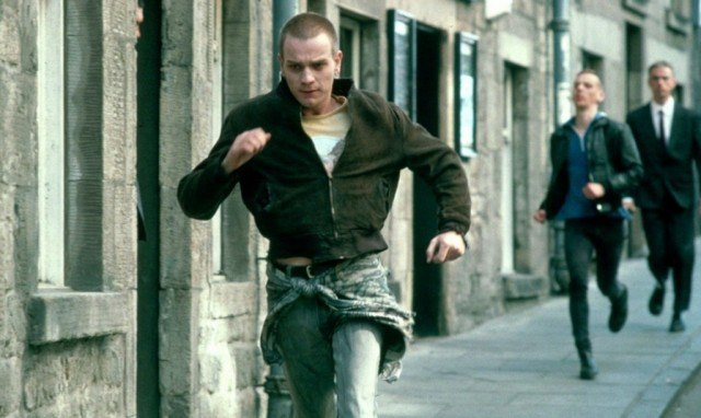 Ewan McGregor in 'Trainspotting'