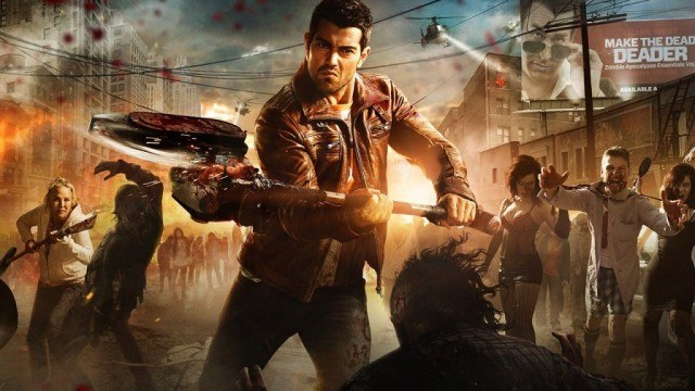 Promo art for Dead Rising