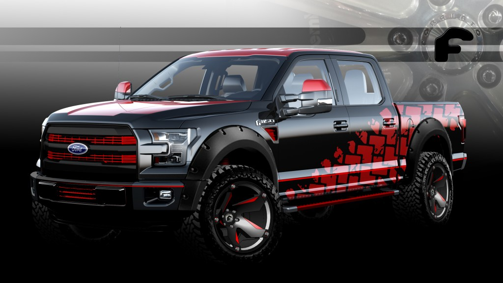 These 7 New Ford F150 Concepts Are Coming to SEMA