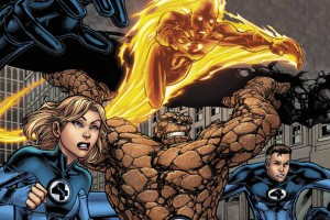 Marvel Wins Back Rights to the 'Fantastic Four'
