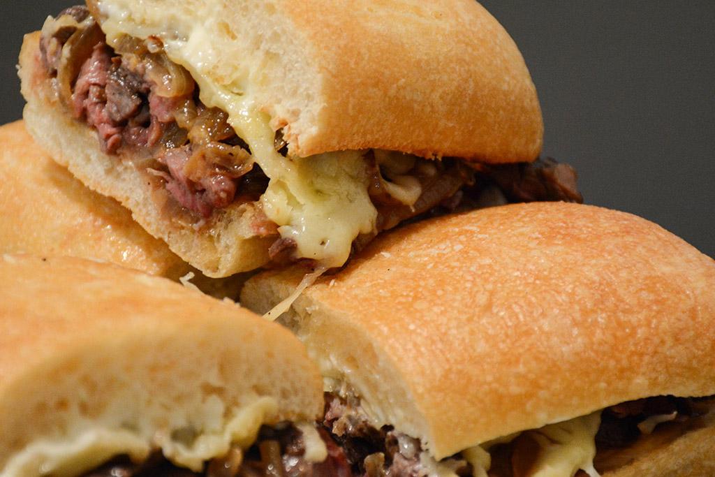 French Onion Steak Sandwiches 2
