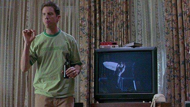 Jaime Kennedy in 'Scream'