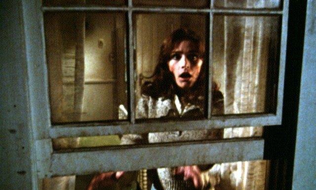 Margot Kidder in 'The Amityville Horror.'