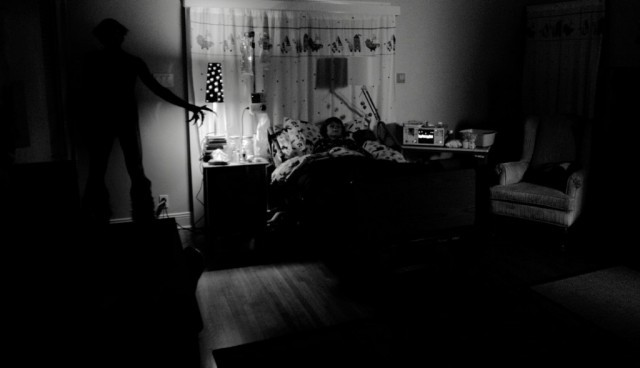 paranormal room