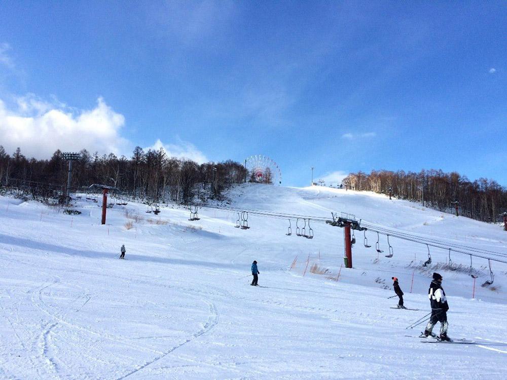 Hokkaido, Japan, Skiing