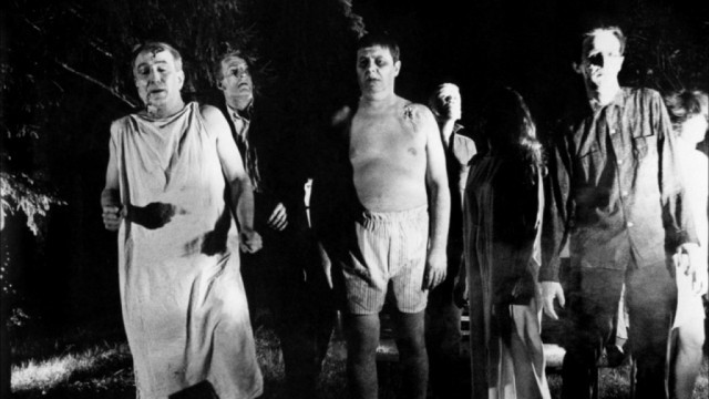 George A. Romero's 'Night of the Living Dead'
