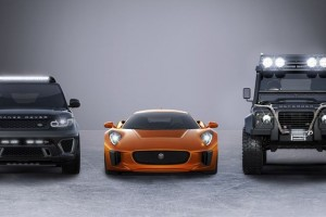 3 Coolest Cars From the New James Bond Movie