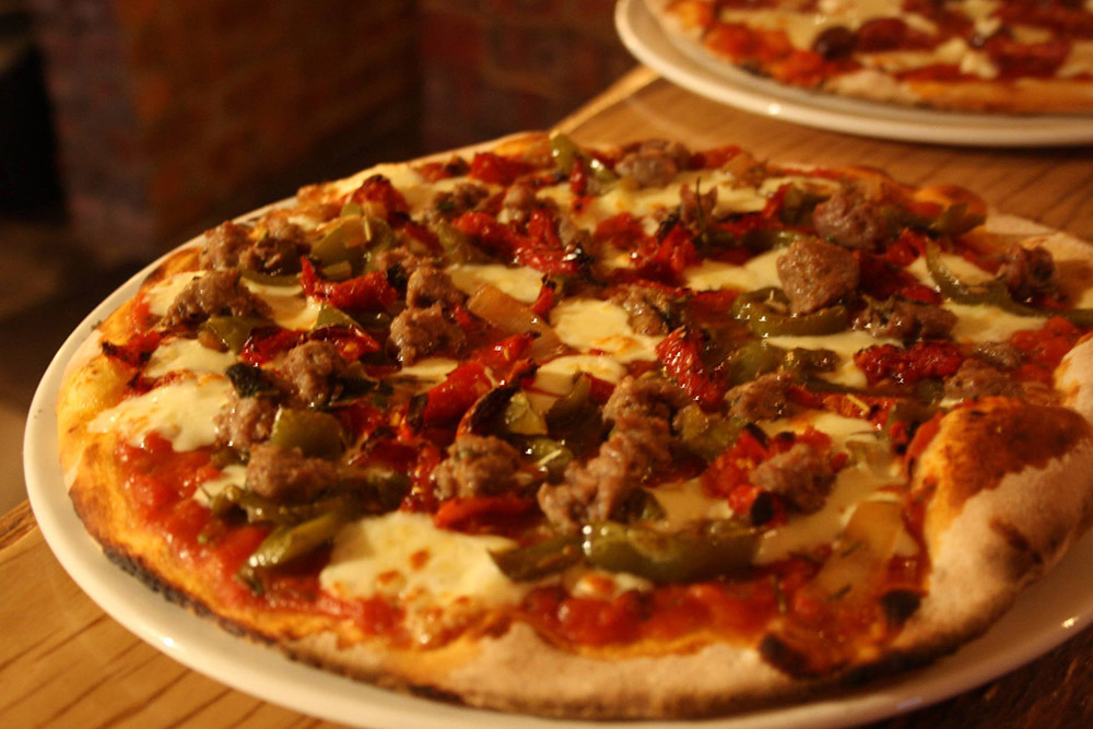 10 pizza restaurants that are worth a plane ticket page 2 for Pizza restaurants