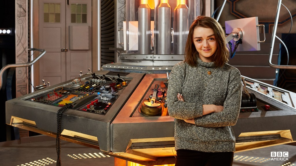 Maisie Williams - Doctor Who, BBC