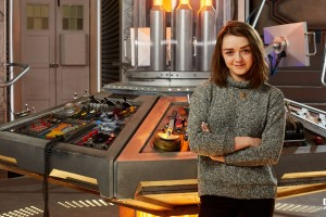 'Doctor Who': How Maisie Williams Gave the Show New Life