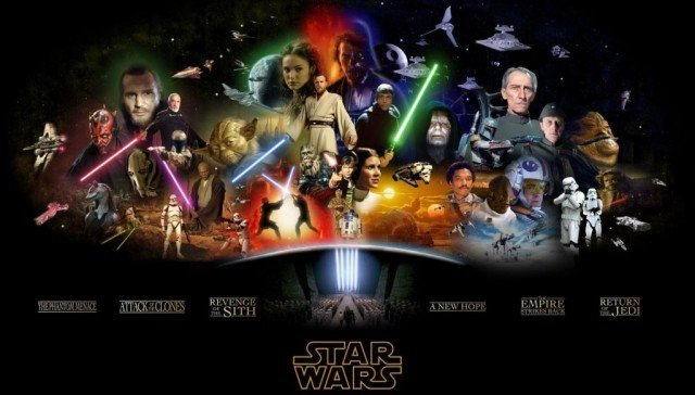 Star Wars Marathon - The Force Awakens