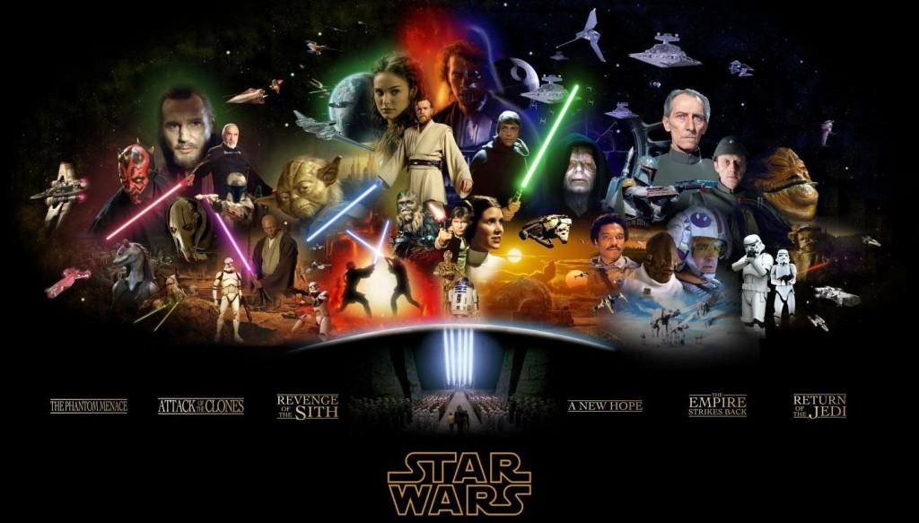Star Wars Marathon - The Force Awakens