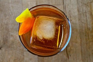 Manly Libation of the Week: The Old Fashioned