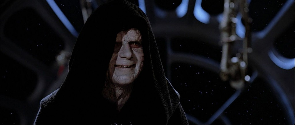 Emperor Palpatine - Star Wars: Return of the Jedi