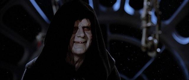 Emperor Palpatine, Star Wars