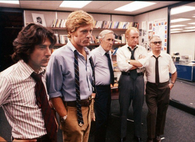 'All the President's Men'