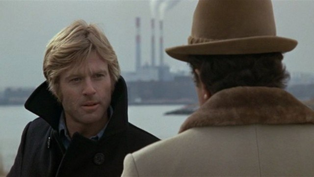 Robert Redford in 'Three Days of the Condor.'