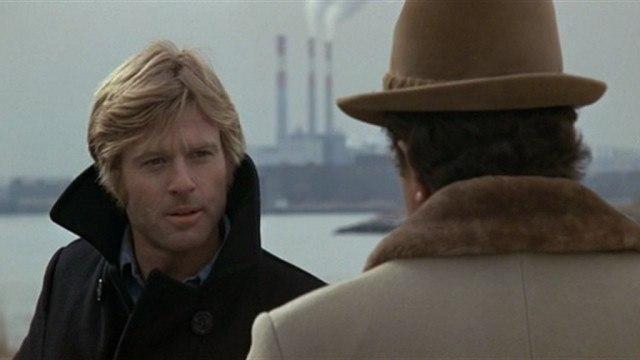 Robert Redford in 'Three Days of the Condor.'