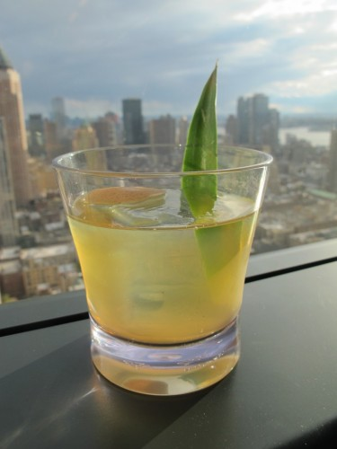 rye cocktail