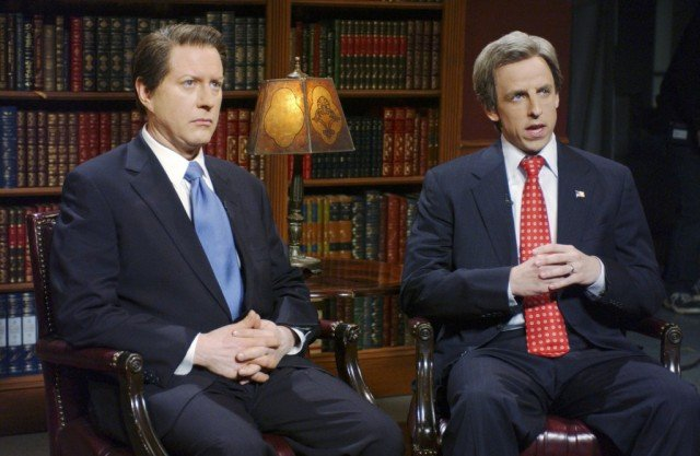 Darrell Hammond as Al Gore on 'Saturday Night Live'