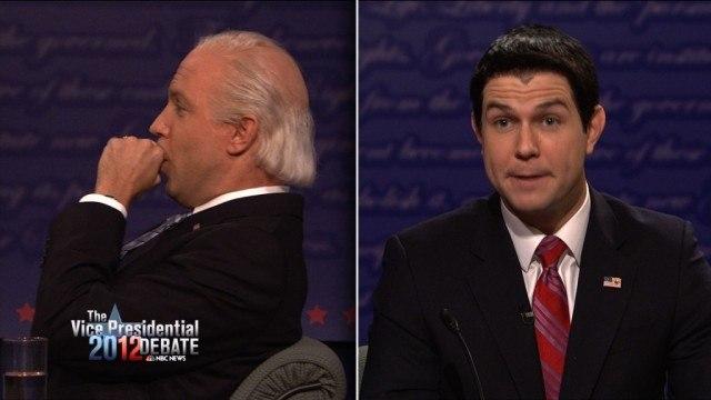 Jason Sudeikis as Joe Biden on 'Saturday Night Love'