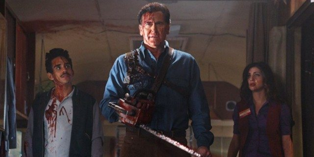 Bruce Campbell in 'Ash vs. Evil Dead'