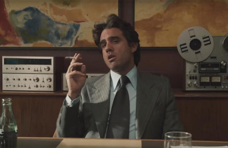 Bobby Cannavale as Richie Finestra in Vinyl.