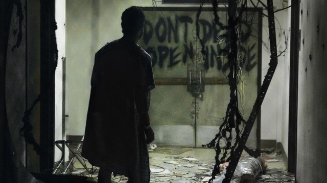 'The Walking Dead' episode 'Days Gone Bye'