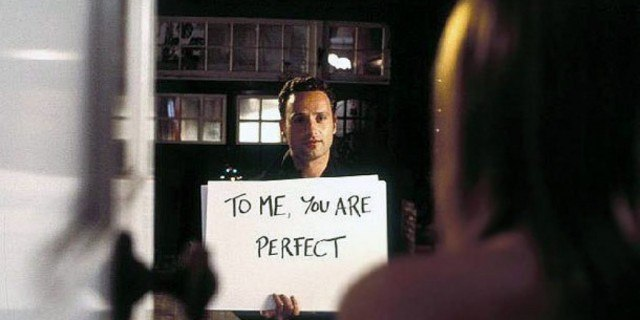 Andrew Lincoln in 'Love, Actually'