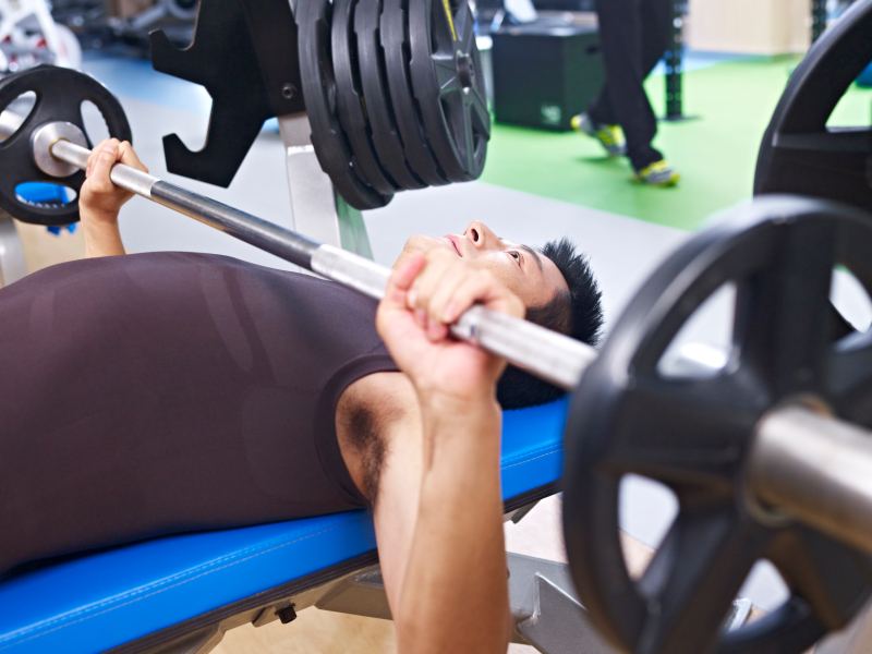 Bench Press Secrets: 7 Tips to Help You Lift More