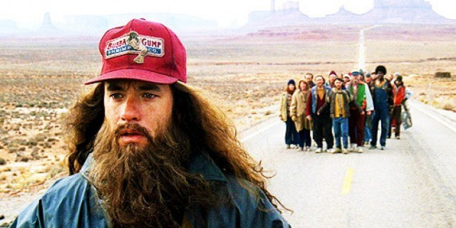 Tom Hanks in 'Forrest Gump'