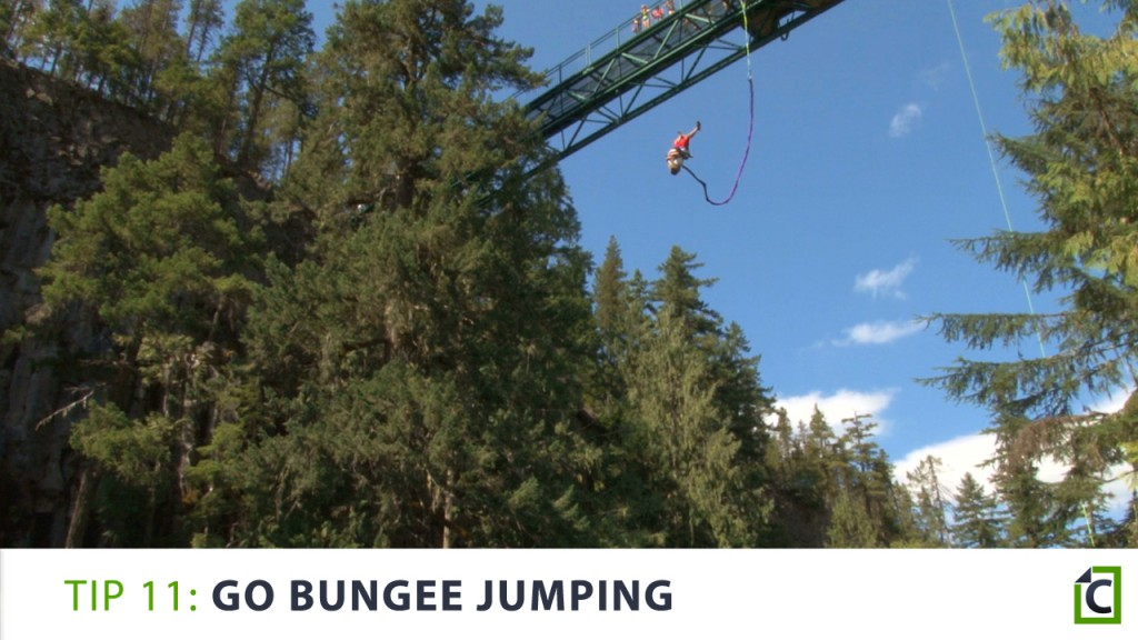 11 bungee